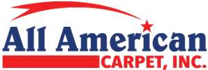 All American Carpet Inc Logo